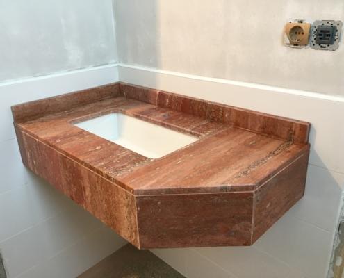 Mármoles para baños de diseño